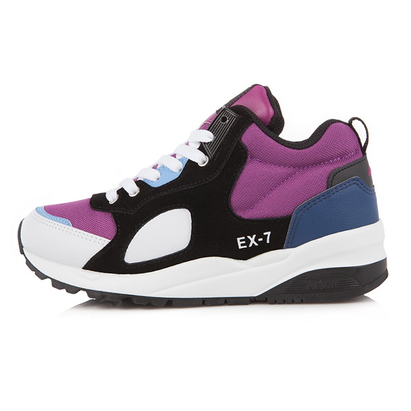 <b>★★经典中塔</b> <br> AKIII CLASSIC <br> EX-7 紫色