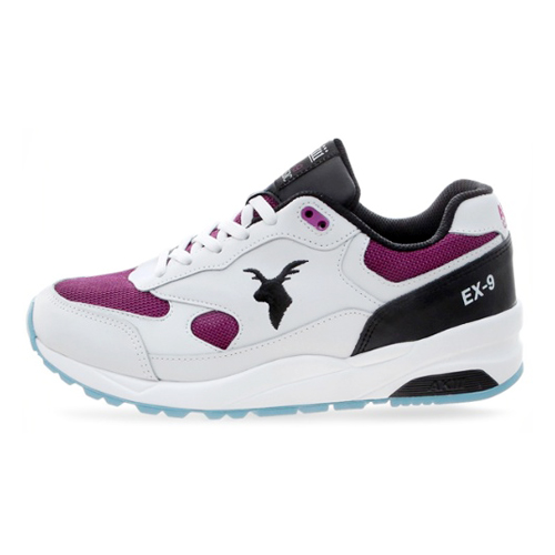 AKIII CLASSIC  <br> EX-9 白/紫色