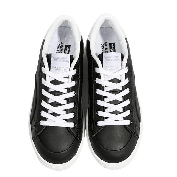 "<b><font color=""red"">胶底帆布鞋身份发布!</font></b> <br> AKIII CLASSIC温哥华<BR>黑"