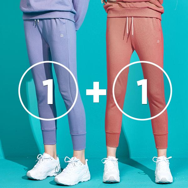 [1 +1个活动] Icon标志慢跑裤